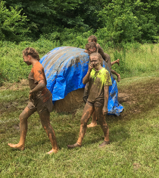Mud Run Fun